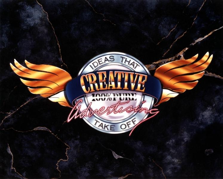 Creative Ad Logo